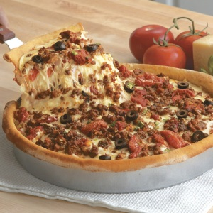 Abby's Deep Dish Pizza Pie